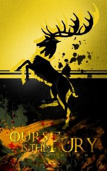 Baratheon Poster