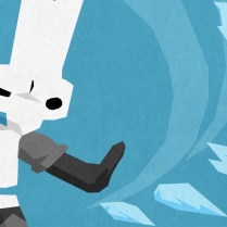 Castle Crashers Blue
