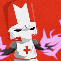 Castle Crashers Red