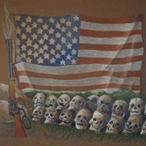 Flag and Bones