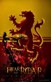 Lannister Poster (2)
