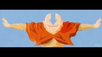 Aang Avatar Wall