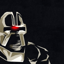 BG Cylon Wall