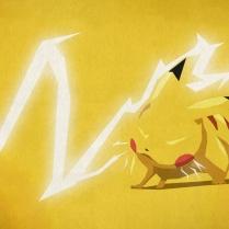 Pikachu Wall